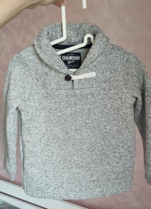 Теплый свитер oshkosh 4t