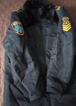 Куртка морского колледжа.