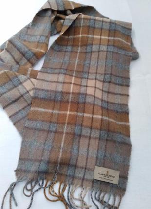 Кашемировый шарф marchbrae.