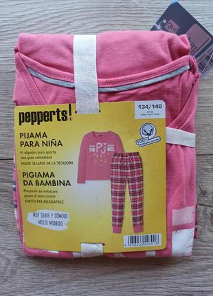 Бавовняна піжама pepperts
