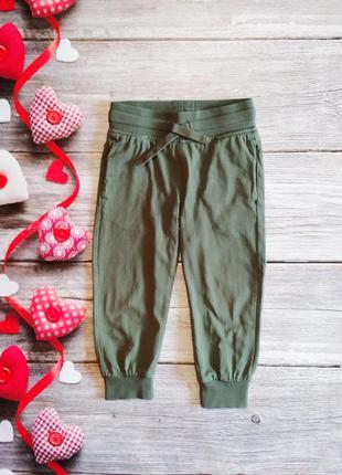 Спортивные штаны h&m на мальчика 1,5-2годика