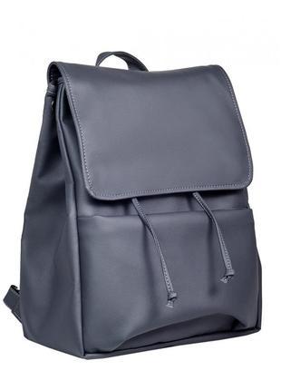 Вмісткий рюкзак для прогулянок та для навчання⭐ графітовий