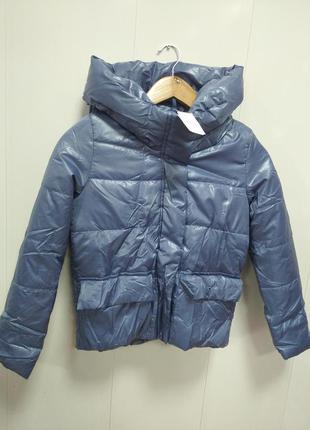 Куртка зефирка подростковая демисезонная весна осень