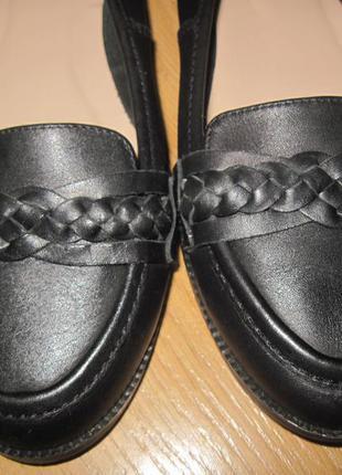Туфли new look кожа