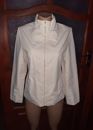Ветровка куртка легкая пиджак жакет