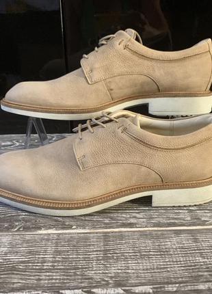 Мужские туфли ecco классика
