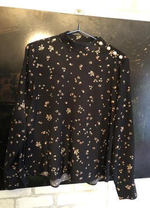 Стильная блуза от zara