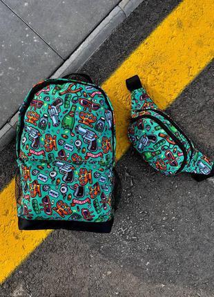 Комплекты рюкзак + бананка 🔥