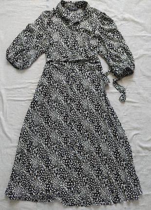 Платье плаття пишні рукави