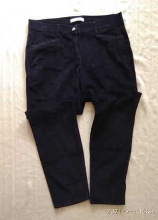 Бархатные качественные брюки brax 42