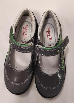 Superfit туфли 28 размер для девочки