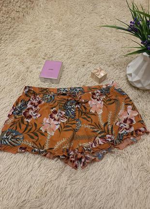 Женские пижамные шорты