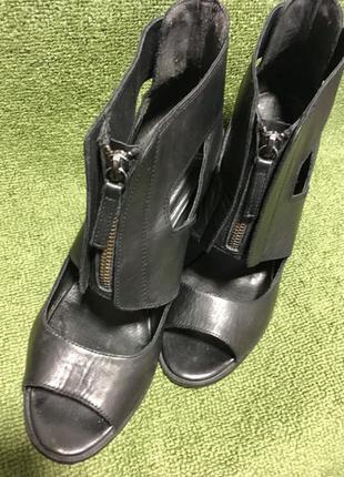 Туфли, кожа, размер 41-42