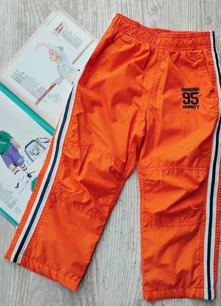 Спортивные брюки на подкладке, штаны