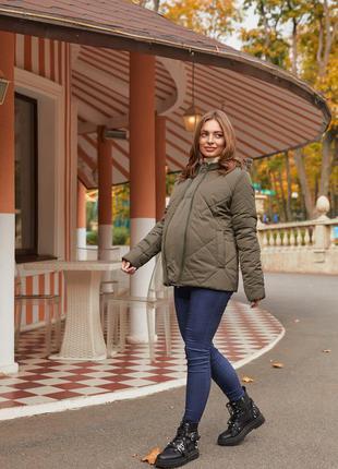 Слінгокуртка, куртка для вагітних