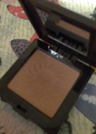 Laura mercier golden bronze елітна пресована пудра для обличчя