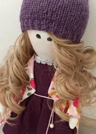 Лялечка ручної роботи блюма