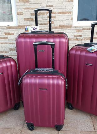 Дорожные порочный чемодан  fly  614 poland