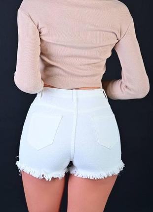 Женские джинсовые шорты, т017
