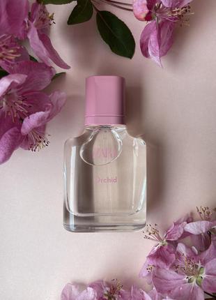 Парфумована вода zara orchid 30 ml