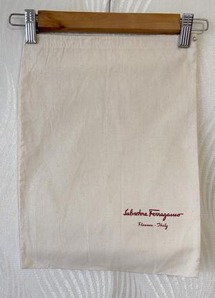 Пыльник для обуви оригинал salvatore ferragamo