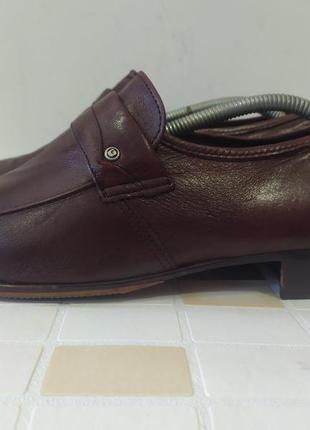 Туфли кожa gallus 43-46р. 29,5см.