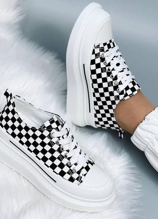 Крутезные кеды кроссовки на платформе