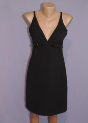 Маленькое черное платье 8 размера miss sixty