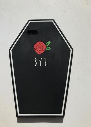 Чехол-гроб на iphone 6/6s