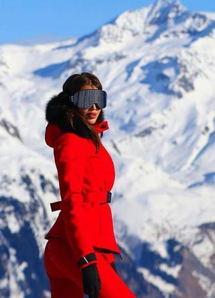 Срочно 🔥 премиальная лыжная ⛷ маска • очки