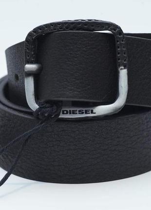 Кожаный ремень diesel унисекс
