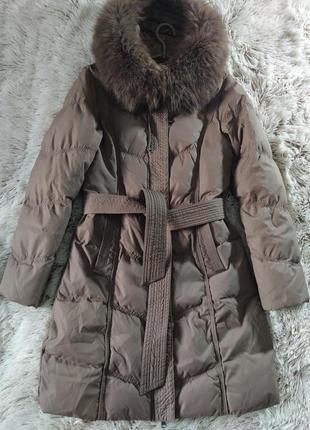 Пальто -пуховик