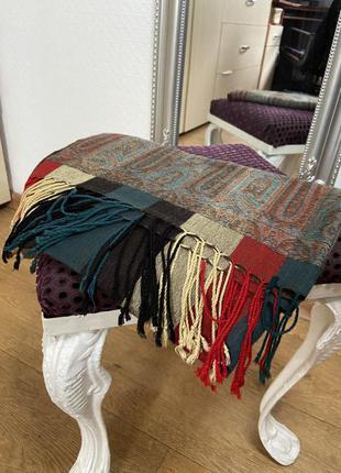 Шарф женский натуральный шарф платок