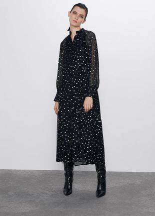 Zara платье женское р.s