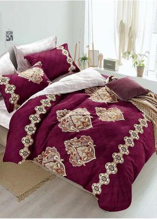 Постельное белье золотая кисть, восточная роспись, шейх.