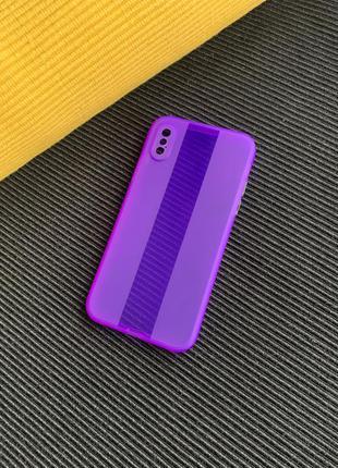 Чехол - накладка iphone x/xs