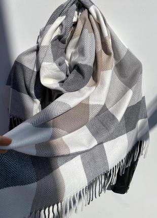 Базовый кашемировый шарфик 🔥🍁🔥