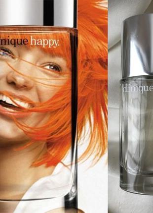 Clinique happy парфюмерная вода, 30ml оригинал!