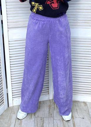 Шикарные вельветовые брюки италия люкс качество
