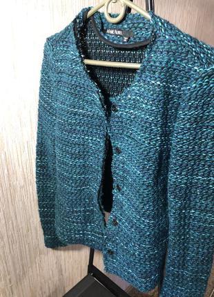 Пиджак шерстяной marc aurel