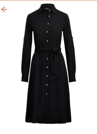 Ralph lauren оригинал платье-рубашка