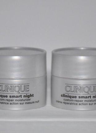Ночной крем для лица clinique smart night custom-repair moisturizer