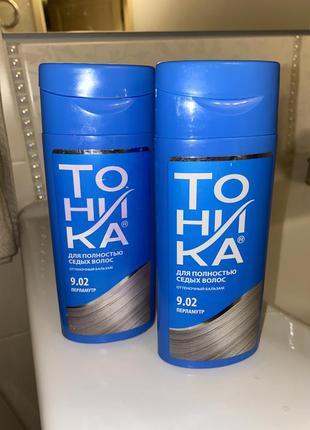 Тоника 9.02 тонирующий бальзам