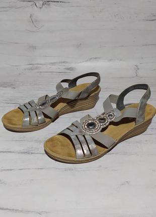 Rieker original босоножки сандалии