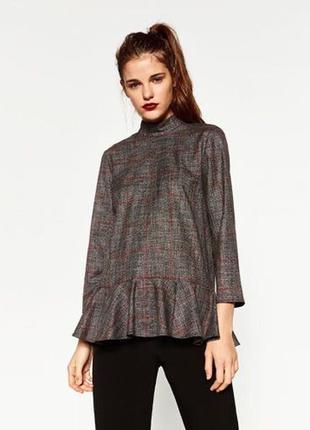 Стильная блуза/джемпер от zara