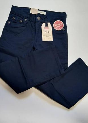 Штаны джинсы levi's kids 511 4-5 л 104-110 см