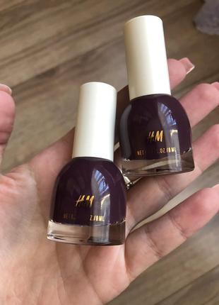 Лак для нігтів h&m