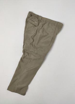 Трекінгові штани трансформери mammut