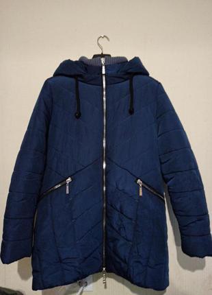 Пуховик/ куртка/ длинная куртка rolana