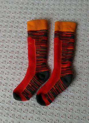 Термогольфи mckinley з мериносової шерсті термо шкарпетки високі лижні носки гольфы шерстяные шерсть мериноса